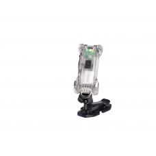 Фонарь Armytek Zippy USB, расширенный набор, серый