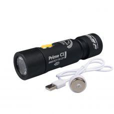 Фонарь Armytek Prime C1 Magnet USB+18350 XP-L
