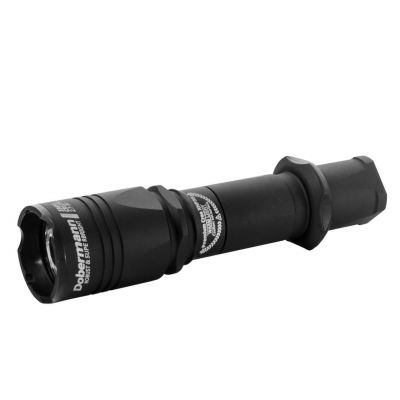 Фонарь Armytek Dobermann Pro / Black / XHP35 HI